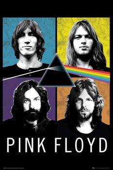 Juliste  Pink Floyd - Band