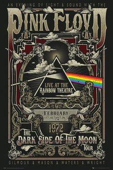 Juliste  Pink Floyd - Rainbow Theatre