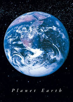 Juliste PLANET EARTH