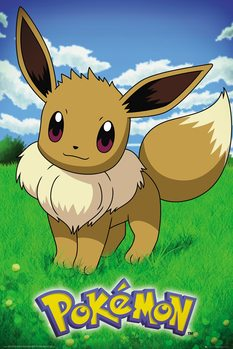 Juliste Pokemon - Eevee