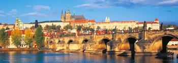 Juliste Prague – Hradcany / day