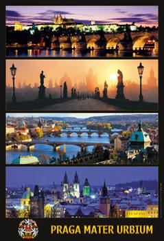 Juliste Prague – Prague mother