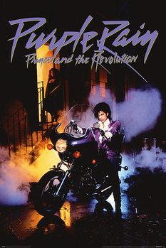 Juliste Prince - Purple Rain