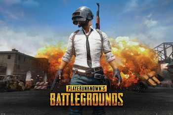 Juliste  PUBG - Playerunknown
