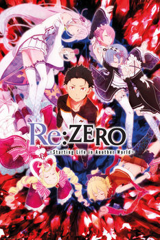 Juliste  Re: ZERO - Key Art