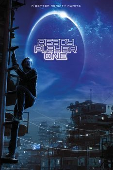 Juliste  Ready Player One - One Sheet