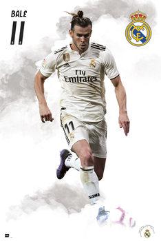 Juliste  Real Madrid 2018/2019 - Bale