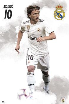 Juliste  Real Madrid 2018/2019 - Modric