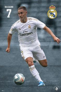Juliste Real Madrid 2019/2020 - Hazard