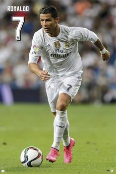Juliste Real Madrid CF - Ronaldo 15/16