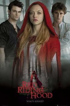 Juliste  RED RIDING HOOD - group