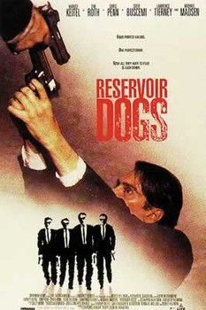 Juliste  RESERVOIR DOGS - movie