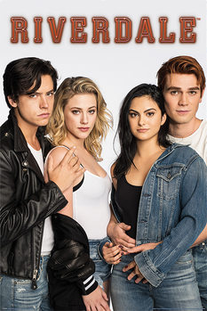Juliste  Riverdale - Bughead and Varchie
