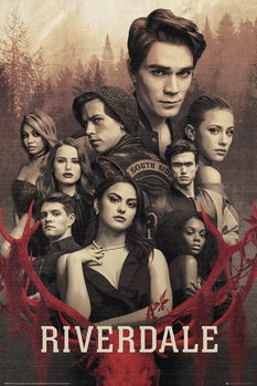 Juliste Riverdale - Season 3 Key Art