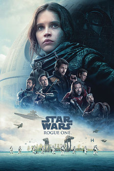 Juliste  Rogue One: Star Wars Story - One Sheet
