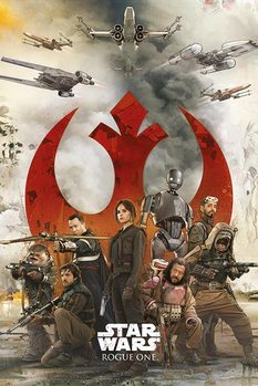 Juliste Rogue One: Star Wars Story - Rebels