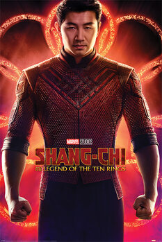Juliste Shang-Chi and the Legend of the Ten Rings - Flex