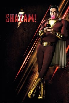 Juliste  Shazam - One Sheet