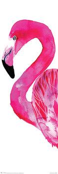 Juliste  Sofie Rolfsdotter - Flamingo