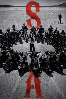 Juliste Sons of Anarchy - Circle