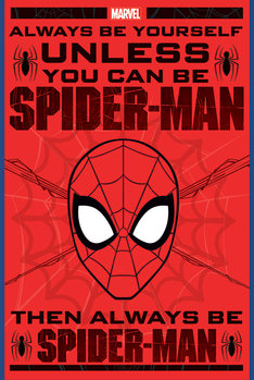 Juliste  Spider-Man - Always Be Yourself
