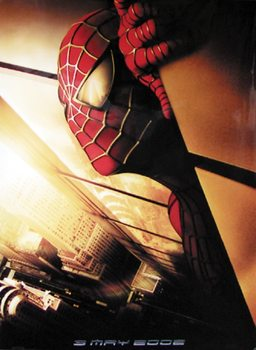 Juliste Spider-Man - The Movie 2001 Teaser