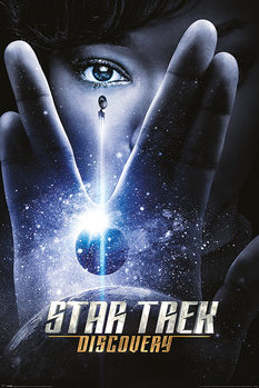Juliste Star Trek: Discovery - International One Sheet