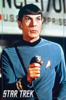 Juliste Star Trek - Spock, Leondar Nimoy