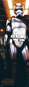 Juliste Star Wars - Captain Phasma