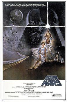 Juliste Star Wars - Classic
