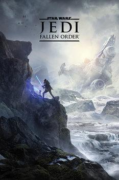 Juliste Star Wars: Jedi Fallen Order - Landscape