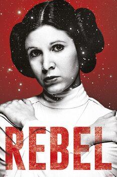 Juliste Star Wars - Leia