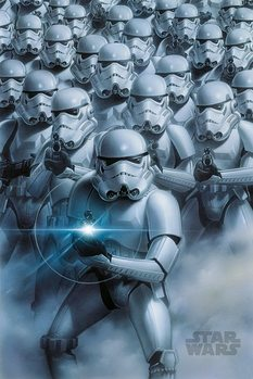 Juliste Star Wars - Stormtroopers