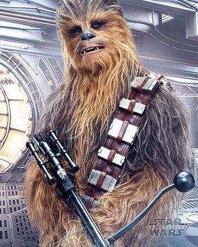 Juliste  Star Wars: The Last Jedi- Chewbacca Bowcaster