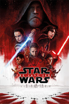 Juliste Star Wars: The Last Jedi - One Sheet