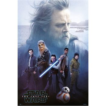 Juliste  Star Wars VIII - Resistance