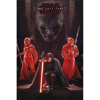 Juliste  Star Wars VIII - Snoke Leader