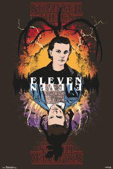 Juliste Stranger Things - Eleven