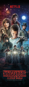 Juliste Stranger Things - One Sheet