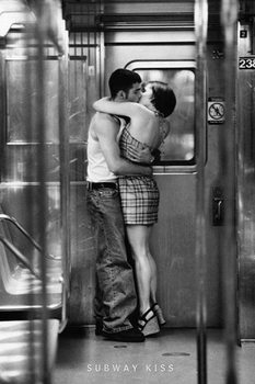 Juliste  Subway - Kiss