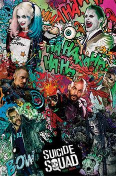 Juliste Suicide Squad - Crazy