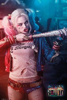 Juliste  Suicide Squad - Harley Quinn Bang