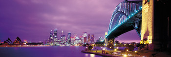 Juliste Sydney harbour