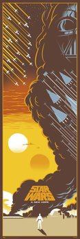 Juliste Tähtien sota Episodi IV: Uusi toivo
