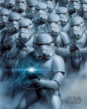 Juliste Tähtien sota - Stormtroopers