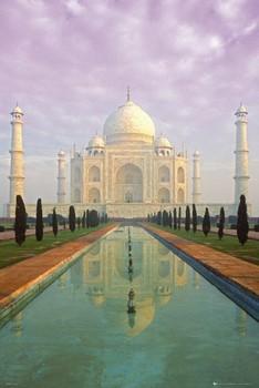 Juliste Taj Mahal