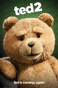 Juliste  Ted 2 - Close Up