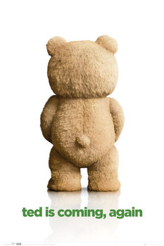 Juliste  Ted 2 - Coming