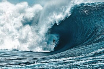 Juliste The Big Wave