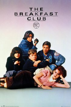 Juliste  The Breakfast Club - Key Art